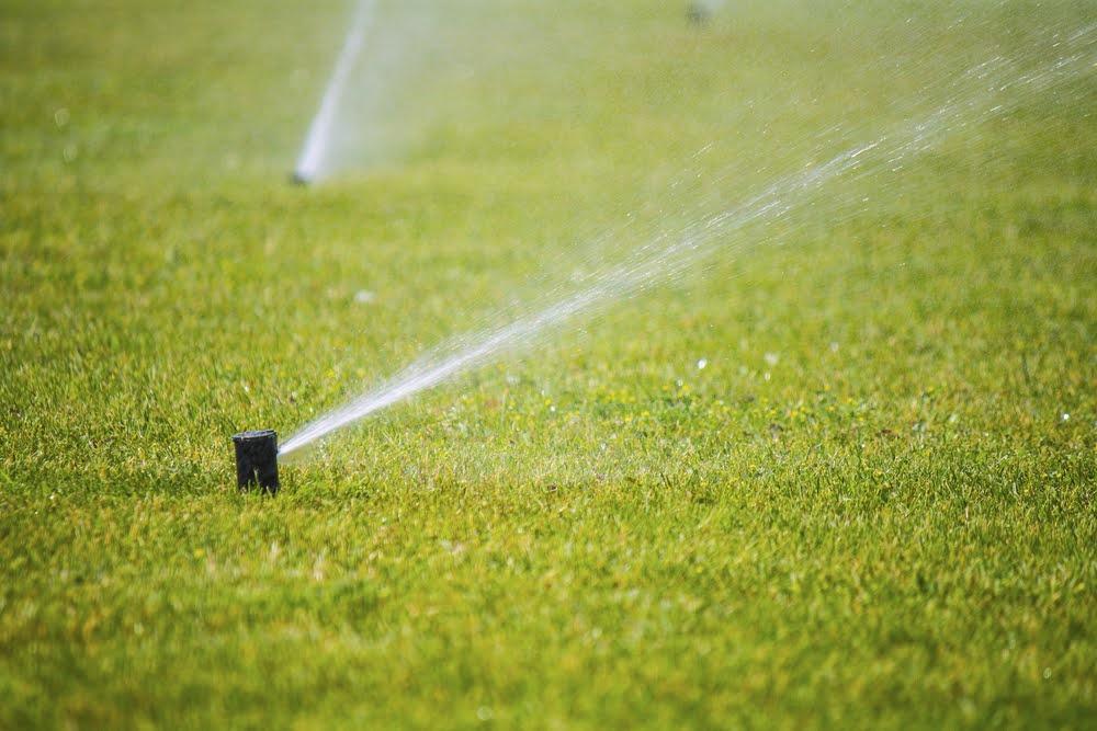 Sprinkler System Repair