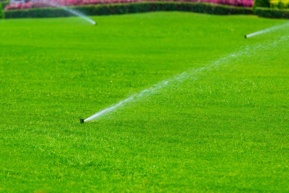Sprinkler System Tucson AZ