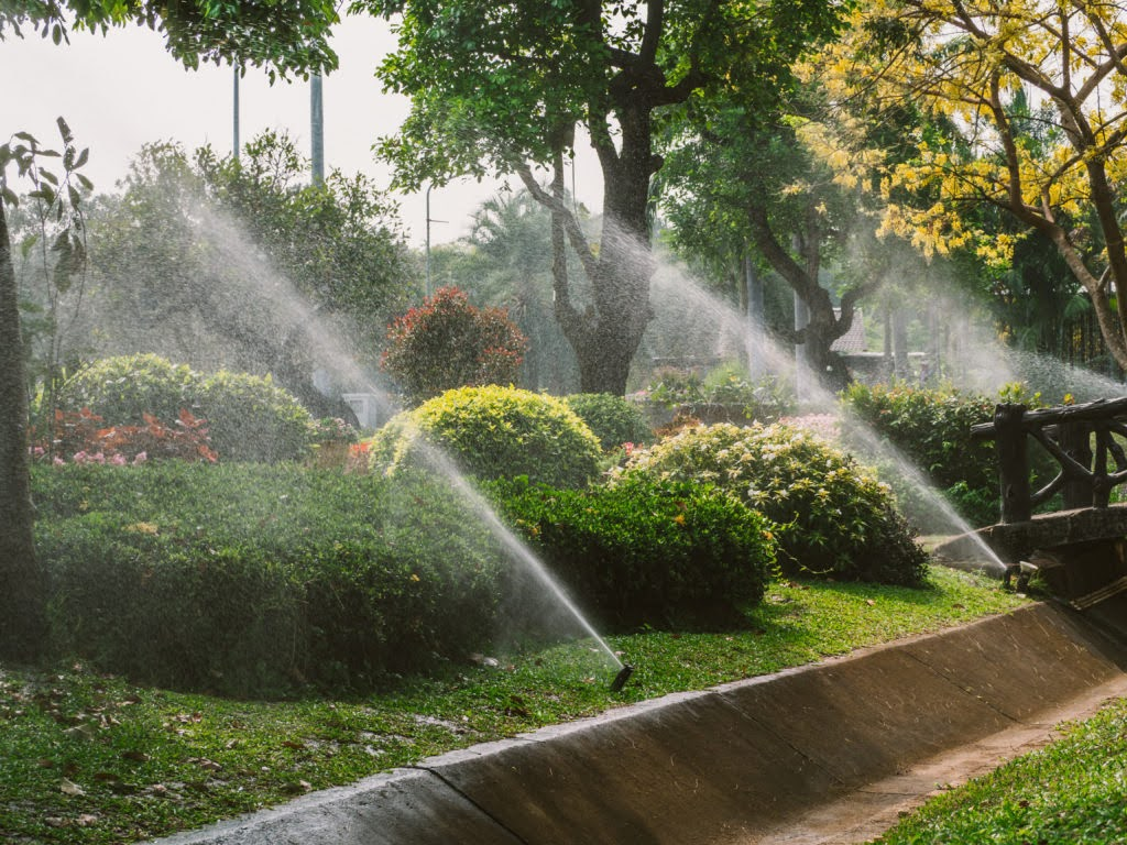 The Best Irrigation System