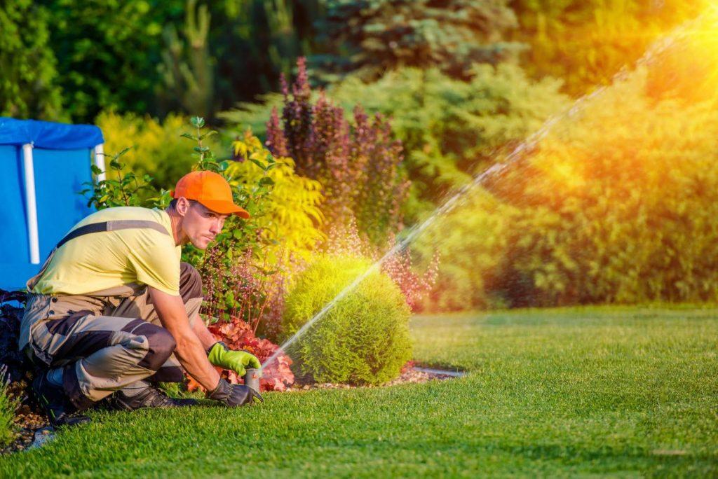 Tucson Sprinkler System